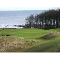 Kingsbarns Golf Course in St. Andrews, Scotland - Links Course