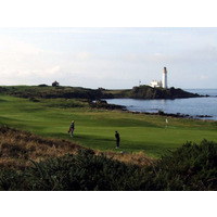 Turnberry's Ailsa course is among the country's most scenic.