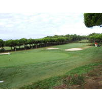 Oitavos features wooded parkland holes as well as links.