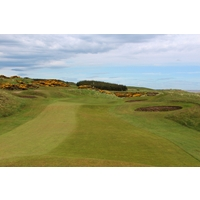 "The ninth hole -- ""Black Dog"" -- at Murcar Links Golf Club plays just 323 yards, bringing birdie into the conversation."