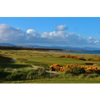Scenery is a big part of the charm of the Championship Course at Royal Dornoch Golf Club.