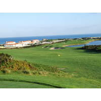 The Praia D'El Rey course was designed by American architect Cabell Robinson.