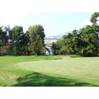 Estoril Golf Club is perched on high ground overlooking the namesake town and the Atlantic.
