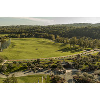 The driving range and golf academy at Terre Blanche are among the best facilities in continental Europe.