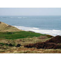 Royal Portrush starts inland but reaches full-fledged links glory by No. 5.