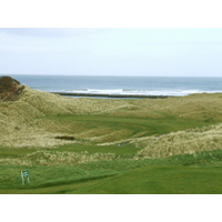 Castlerock Golf Club near Portrush in Northern Ireland