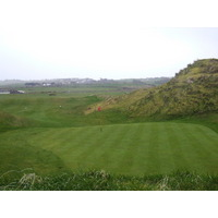 Enniscrone Golf Club has been extensively modified since golf began to be played formally on the site in 1918.