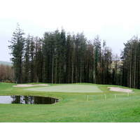 Lisselan Golf Club outside Clonakilty, County Cork.