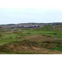 Connemara Golf Club in northwest Ireland features uniquely rocky links terrain.