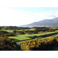 Royal County Down in Northern Ireland is one of the most spectacular stages for links golf in the Isles.