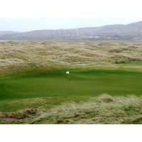 Glashedy Links at Ballyliffin Golf Club in northwest Ireland